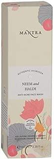 Mantra Authentic Ayurveda Neem and Haldi Anti Acne Face Wash