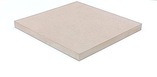 MDF-platen 22 mm dik. Houten platen knutselhout (200 x 500 mm).