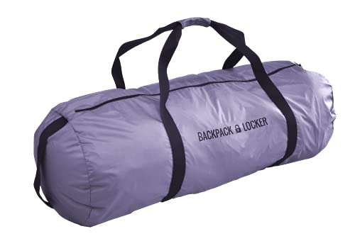 Backpack Locker: Mochila de Viaje de Vuelo Funda de Transporte   con Cerradura  candado