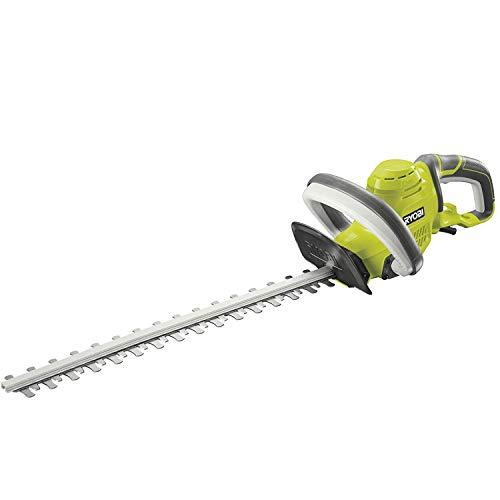 Ryobi Rht4550 450W Electric Hedge Trimmer, 50cm Blade, 20mm Cut