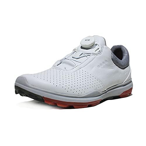 WUDAXIAN Zapatos de Golf, Zapatos Deportivos Casuales para Hombres, Zapatos para Caminar Transpirables para Hombres con...