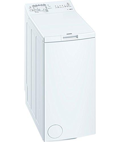Siemens WP12R156FF Libera installazione Caricamento dall'alto 6.5kg 1200Giri/min A+++ Bianco lavatrice