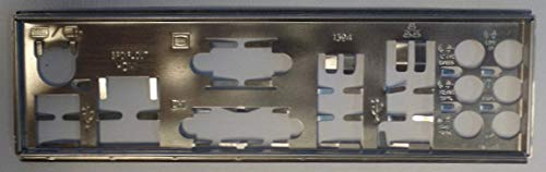 ASUS P7H55-M/V-P7H55E/DP MB - Blende - Slotblech - IO Shield #310389
