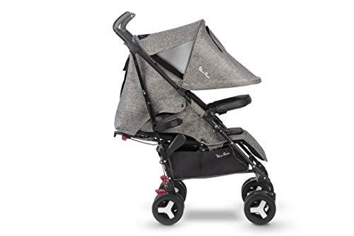 Silver Cross Reflex Stroller, Compact and Lightweight Pushchair – Brompton