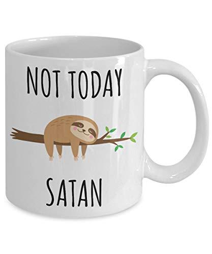 Ad4ssdu4 mok met luiende dieren grappige luier cadeau-faildier-koffiekopje leuke valdier-beker liefhebbers van de luier niet vandaag, satijnen beker, koffiekopje, valdier-cadeau