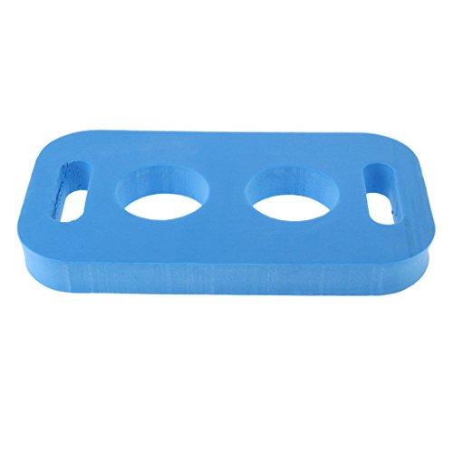 Unbekannt Schwimmnudel Poolnudel Aquanudel Verbinder Schwimmbad Wasser Pool Nudel Noodle Connector - Blau