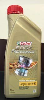 Castrol Edge Professional LL III SAE 5W30 1 litro
