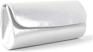 Gümüş Askılı Abiye Portföy Çanta