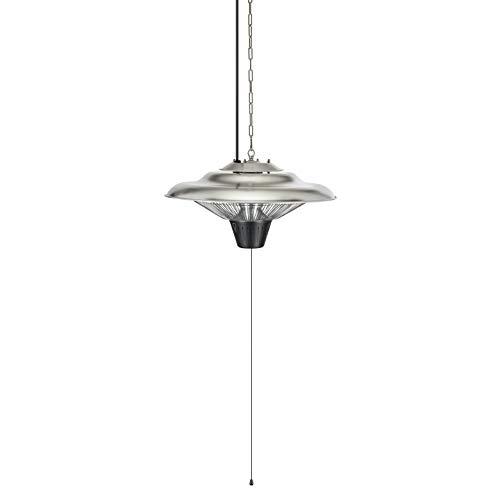 Tristar KA-5271 Terrassenheizstrahler Terrassenheizung, Silber