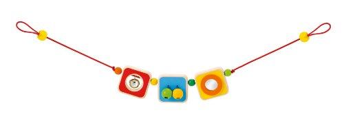 Selecta Spielzeug Ag Jouet De Premier Age - 1, 2 Ou 3 Chaînes De Landau
