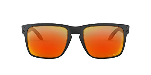 Oakley Herren Holbrook Xl 941704 Sonnenbrille, Mehrfarbig (Matte Black), 59