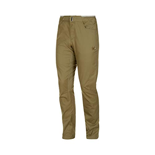 Mammut Massone - Pantaloni da Arrampicata da Uomo, Uomo, Pantaloni per Arrampicata, 1022-00020,...