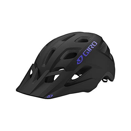 Giro Verce MIPS Womens Mountain Cycling Helmet - Universal Women's (50-57 cm), Matte Black/Electric Purple (2021)