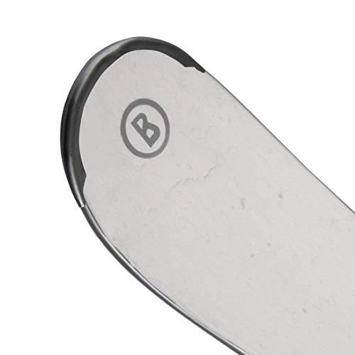 Bogner Ski Pearl VT4 | Pearl | Allterrain Camber | Ski | Hochwertige Qualität (Pearl, 161 cm)