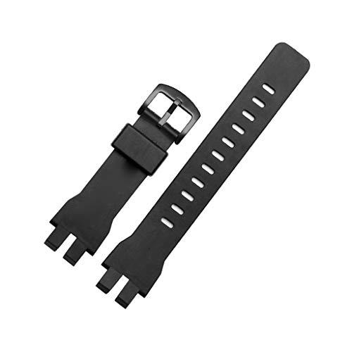 FangWWW - Cinturino in Silicone Morbido per Orologio Casio PRW-6000/6100/3000/3100