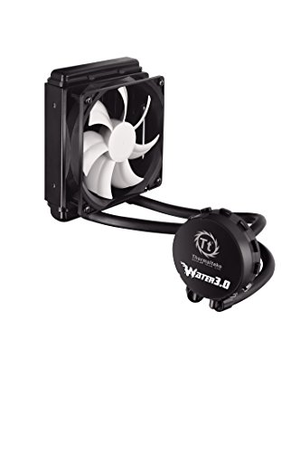 Thermaltake Water 3.0 Performer C 120mm AIO Liquid Cooling System CPU Cooler...