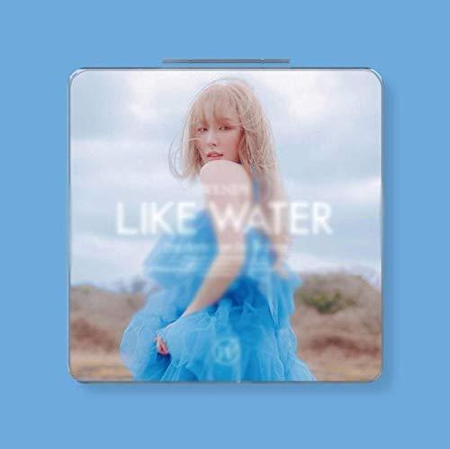 RED Velvet Wendy - Like Water (Case Ver.) (Vol.1) Album+Folded Poster+Extra Photocards Set