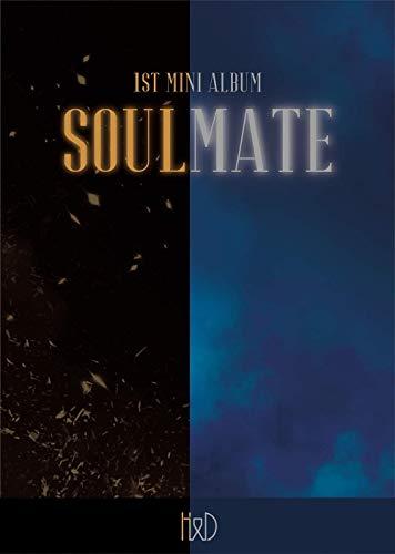 X1 H&D SOULMATE 1st Mini Album RANDOM VER CD+Fotobuch+3 Karte+Foto+Sticker SEALED+ TRACKING CODE K-POP SEALED