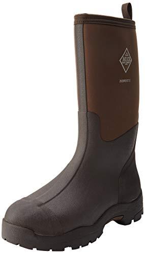 Muck Boots Unisex Erwachsene Derwent II Arbeitsschuhe, Brown (Bark), 48 EU