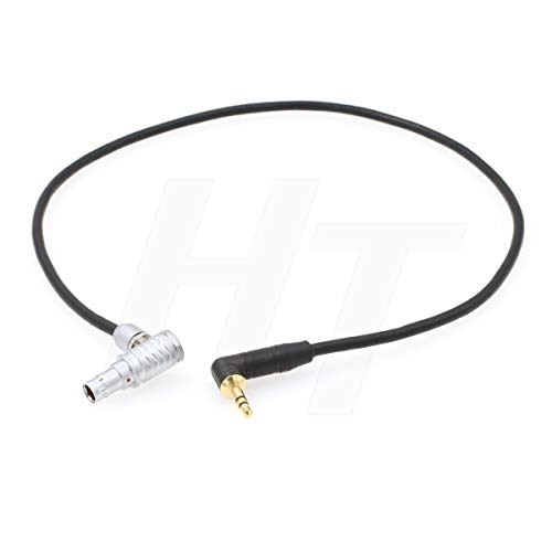 HangTon Cable de audio 3.5mm 1/8