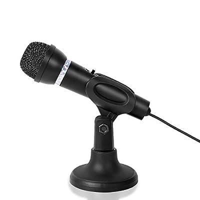 Karaoke Microphone for Kids, 3.5mm Plug and Pla...