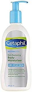 Cetaphil RestoraDerm Replenishing Moisturizer for Dry, Itchy Skin 10oz (295ml)