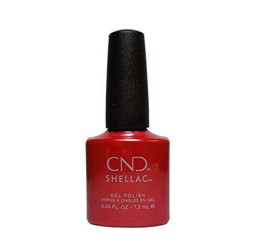 CND Shellac Vernis à ongles en gel UV soak off de choisir parmi 89 couleurs Inc Toutes les collections et la nouvelle collection Garden Muse (allthingsbountiful) (Hollywood)