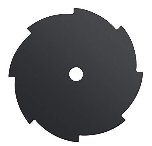 2x Scheppach Universal Ersatzmesser 25,4mm Freischneider Motorsense Motortrimmer