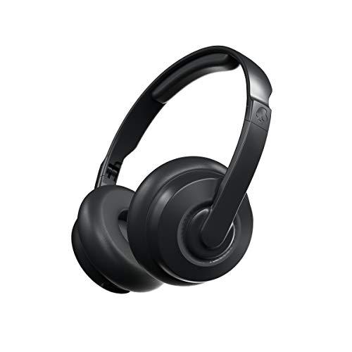 Skullcandy Bluetooth Cassette Auriculares inalámbricos Supraaurales con micrófono, hasta 22 Horas de...
