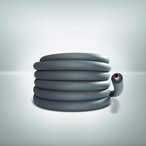 Armacell Isolierschlauch AS B1-Schlauch SH/Armaflex (endlos, Länge 35 Meter, Farbe grau) SH-10X015/E