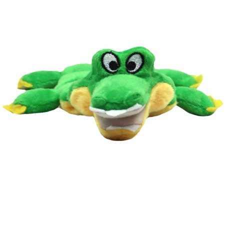 Kyjen Mini Squeaker Mat Gator