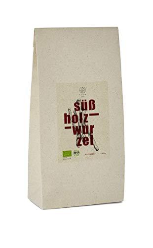 Original chinesischer Bio Süßholzwurzel Tee | Graspapierverpackung | geschnittene Süßholzwurzel (1kg)