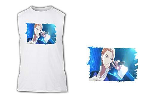 Camiseta SIN Mangas Shinji ARP Back Stage Tshirt