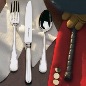 Ricci Argentieri Ascot Sterling Silver 5 Piece Place Setting