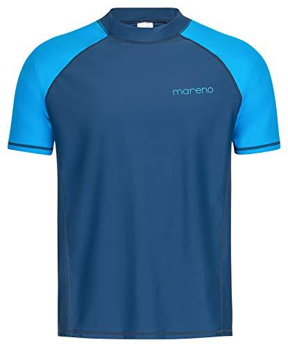 Herren UV-Schutz T-Shirt (Rashguard) UV Protect 50+, Oeko-Tex 100-XL