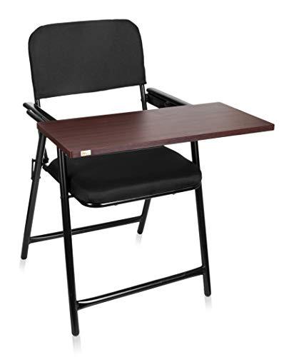 MBTC Mavic Wrought Iron Folding Study Chair with...