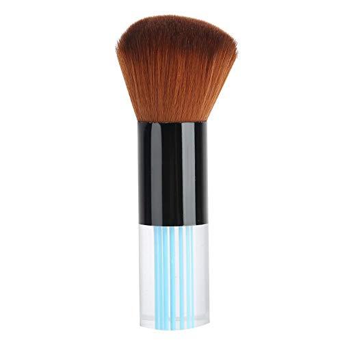 Face Duster Brush, Neck Duster Brush, professionelle Haarbürste zur weichen Reinigung Haarentfernung Haarentfernungsbürste Gebrochene Haarbürste Friseur Schneidwerkzeug