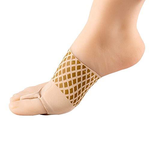 Separadores De Dedos Correctores De Juanetes Yoga Toes Valgus Thumb Big Toe, Toe, Hallux Valgus Orthosis, Toe Divider, Shoes for Women, L