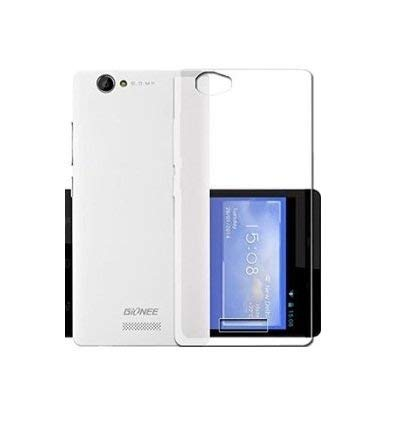 Coverito TPU for Gionee M2 Transparent Back Cover