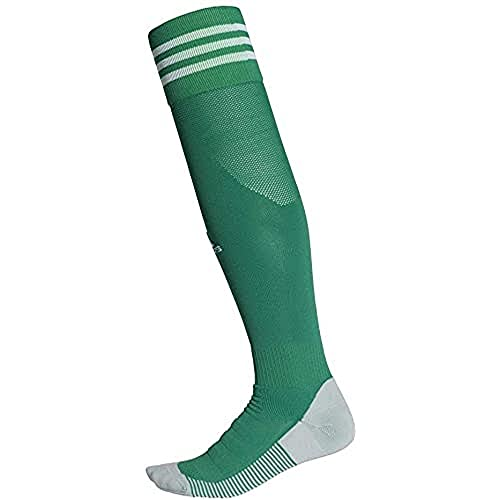 adidas Herren Adi Sock 18 Fußballsocken, Bold Green/White, EU 40-42