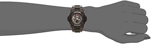 [カシオ]腕時計ベビージー電波ソーラーBGA-1110GR-1BJFブラック