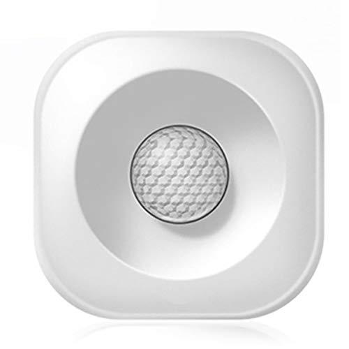 Liseng para Tuya WiFi PIR sensor de movimiento infrarrojo detector de seguridad alarma antirrobo sensor vida inteligente APP control