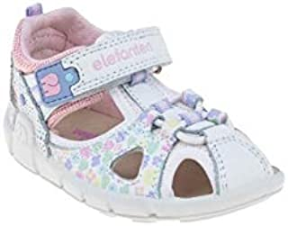 elefanten Girls -Toddler Comfort Closed Toe Sandals with Fully Adjustable – Easy to wear & Unique Designs