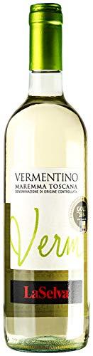 LaSelva Bio Vermentino Maremma Toscana IGT, 0,75 l