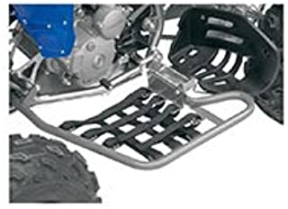 Silver 81-1401 Motorsport Products Motoworks EZ-FIT Nerf Bars