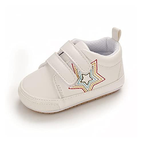 GUOQUN-SHOP Plataforma Unisex bebé Baby Boy Chica Shoes Retro Cuero Zapatos De Cuero Infantil Recién Nacido Multicolor Caucho Suela Anti- Slip Primeros Anotadores (Color : 2, Shoe Size : 13)