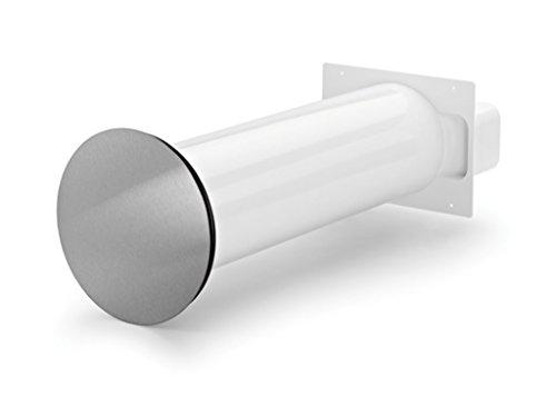 NABER COMPAIR® Flow Star GTS 150 F Mauerkasten Ø150 mm (Eckrohranschluß)