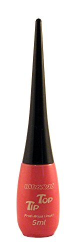 Eulenspiegel 675953 - Professional Liquid Aqua schmink tip top - fles met geïntegreerde kwast - 5 ml - roze