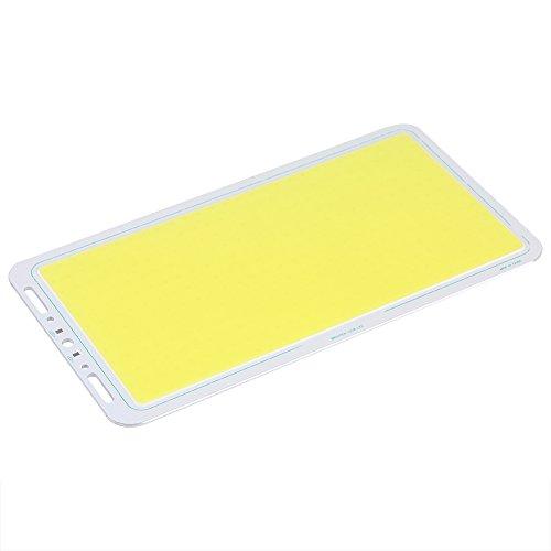 Taidda Bombilla de Panel COB, 12V 70W 7000lm Lámpara de Panel COB Lámpara con Forma de Tira LED Accesorio de iluminación Suave y equilibrado 2#