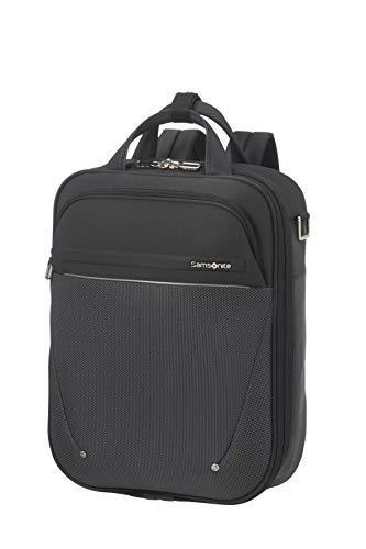 Samsonite B-Lite Icon - 3-Way Laptop Backpack Exp Zaino Casual 40 cm 18 Nero (Black)